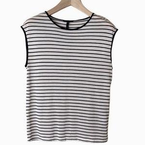 Tim Tim Stripe T-Shirt